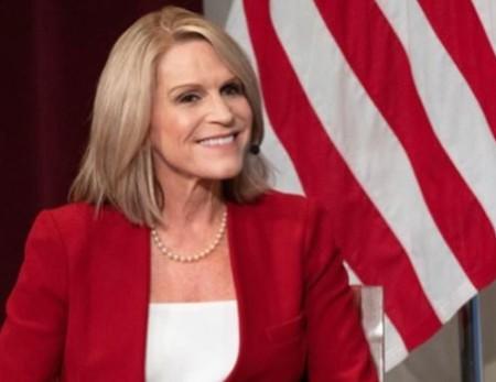 Image: CNN political commentator, Alice Stewart