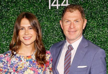 Image: Bobby Flay has a daughter, Sophie Flay, from his previous wife, Kate Connelly.