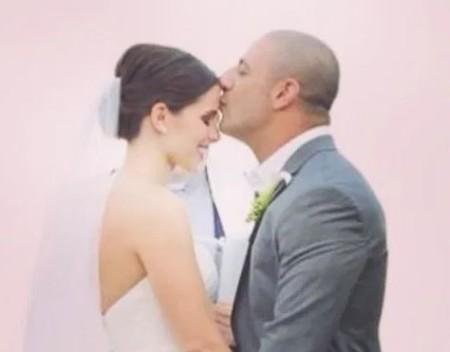 Reality TV Star Lauren Bohlander and Tony Kanaan's wedding