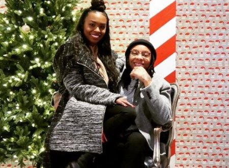 Tia Cannon (left) is the partner of WNBA player, Emma Cannon.