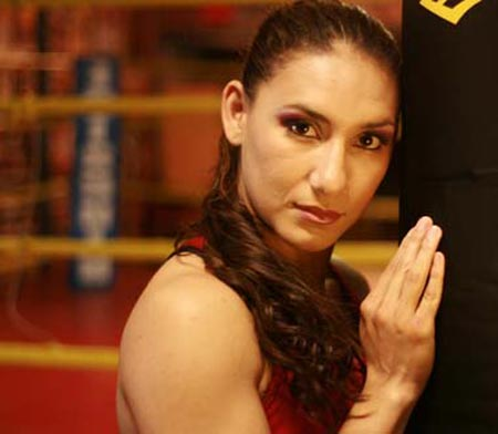 Boxing champion Celine is currently single.