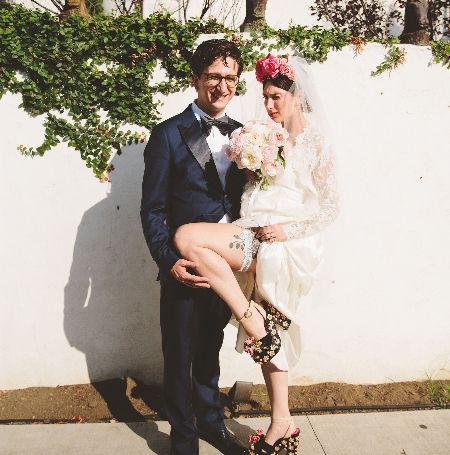 Rust married paul Lesley Arfin